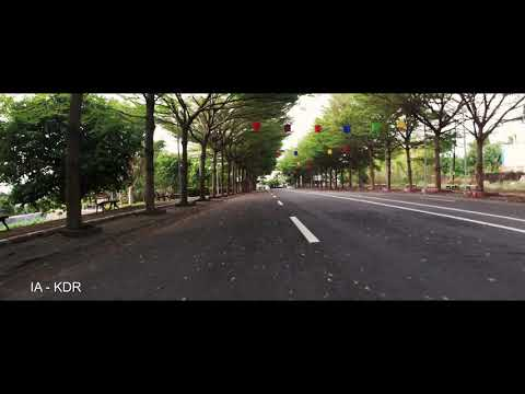 Cinematic Fpv with Cinewhoop In new location - Simpang Lima Gumul Kediri Jawa Timur (4K Video)