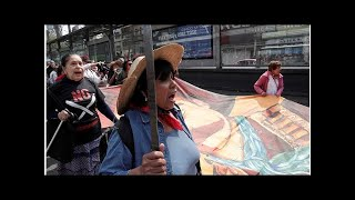 Atenco Demands AMLO Cancel New Mexico City Airport
