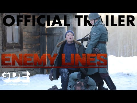 Enemy Lines (2020) Official Trailer HD, Ed Westwick WWII Action Movie
