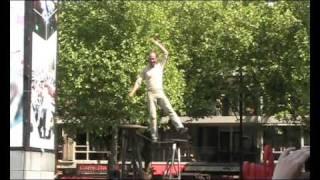 Circusstad 7 mei 2011 Lonely Circus - Le Poids de la Peau