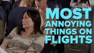 The Worst Things About Flying