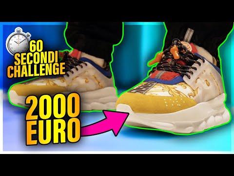 60 SECONDI PER COMPRARE UN OUTFIT CHALLENGE! *2000€ DI OUTFIT*