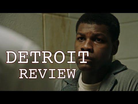 Detroit Review - John Boyega, Anthony Mackie