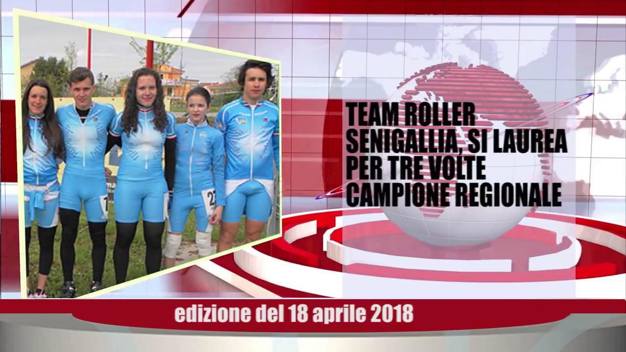 Velluto Notizie Web Tv Senigallia Ed  18 04 2018