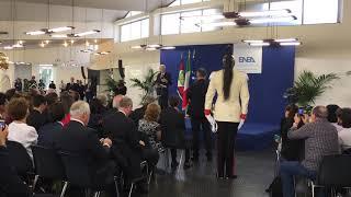 Il discorso del Presidente della Repubblica Mattarella al Centro Ricerche ENEA Casaccia