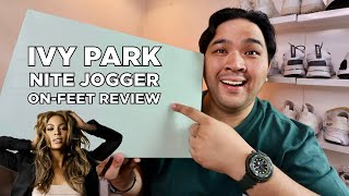 Adidas X Ivy Park Nite Jogger 2020 Unboxing & On-feet Review!