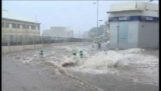 Espagne: des inondations torrentielles aux Canaries
