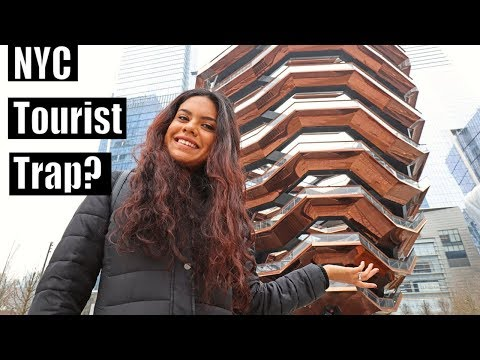 The Vessel At Hudson Yards - NYC Tourist Trap Or Must Visit?  (New York Attraction Review)
