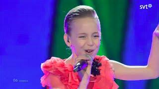 Lizi Japaridze (Lizi Pop) - Happy Day (Georgia) - live - Junior Eurovision Song Contest 2014