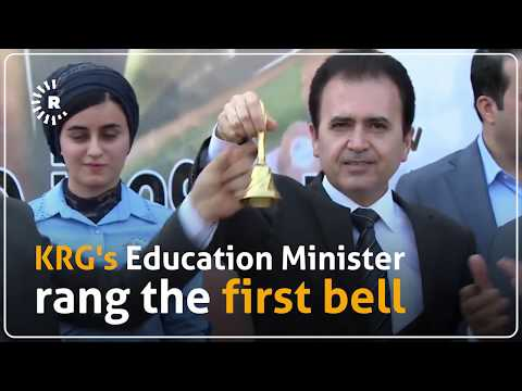 Back to school in Kurdistan Region