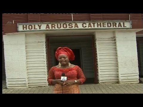 HOLY ARUOSA CATHEDRAL BENIN CITY