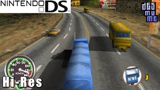 Big Mutha Truckers - Nintendo DS Gameplay High Resolution (DeSmuME)