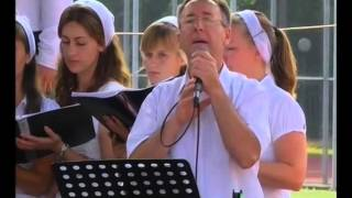 Евангелизационный молодежный хор ОЦХВЕ г Винница З миром ми прийшли до вас