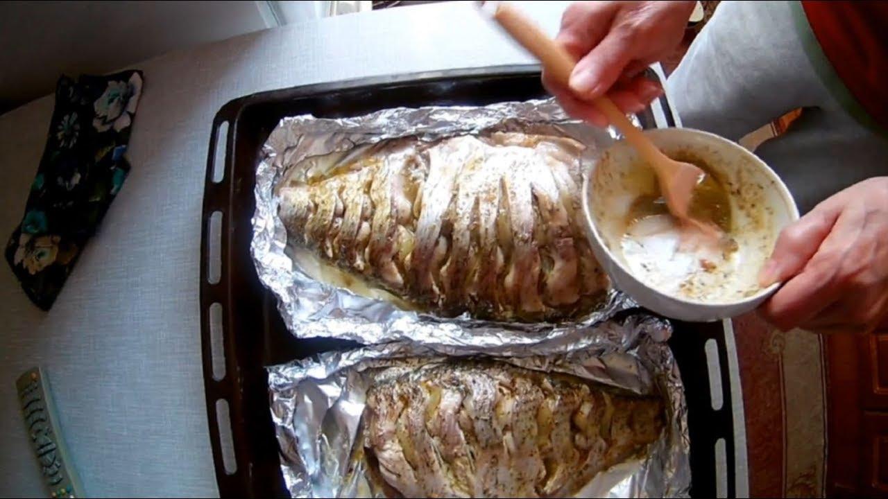 Короче говоря, лучший рецепт приготовления леща в духовке.