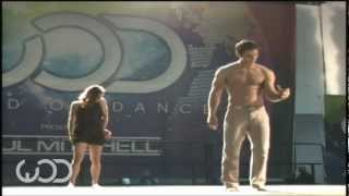 Step Up 4: Revolution Kathryn McCormick & Cody Green || Intro by Ryan Guzman  World of Dance LA 2012