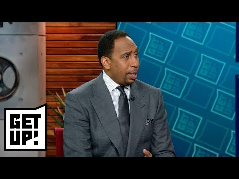 Stephen A.: Kevin Durant does not deserve having an asterisk