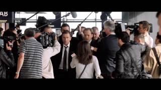 MOBIUS Official Trailer (2014) - Jean Dujardin, Cecile De France, Tim Roth