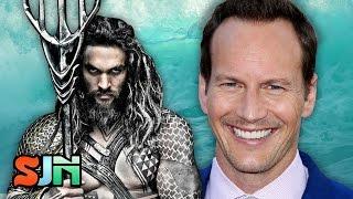 Aquaman Casts Ocean Master with Watchmen Actor
