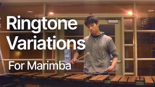 Opening Ringtone Variations Marimba