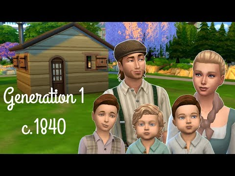 The Family Farm History Challenge- Part 6- Full House
