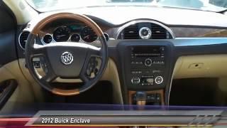 2012 Buick Enclave Lubbock TX 3324