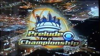 2000 NCAA basketball Final Florida vs Michigan State Prelude,Starter Intro.