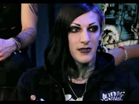 Motionless In White Interview @ Smartpunk Live (1 of 2)