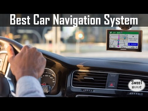 Best Navigation System Reviews - Best GPS Units 2017