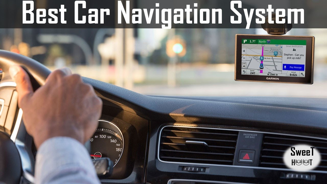 Best Navigation System Reviews - Best GPS Units 2018 - YouTube