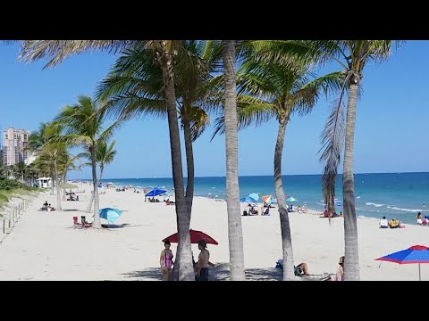 Live Stream /Beach Cam Test / Fort Lauderdale Beach