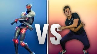NEW FORTNITE BAILES IN REAL LIFE [WuaJordi]