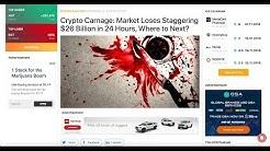 Bitcoin Cash Hard Fork | John McAfee Support Bitcoin ABC | Bitcoin Whale Wallet | EOS Airdrops