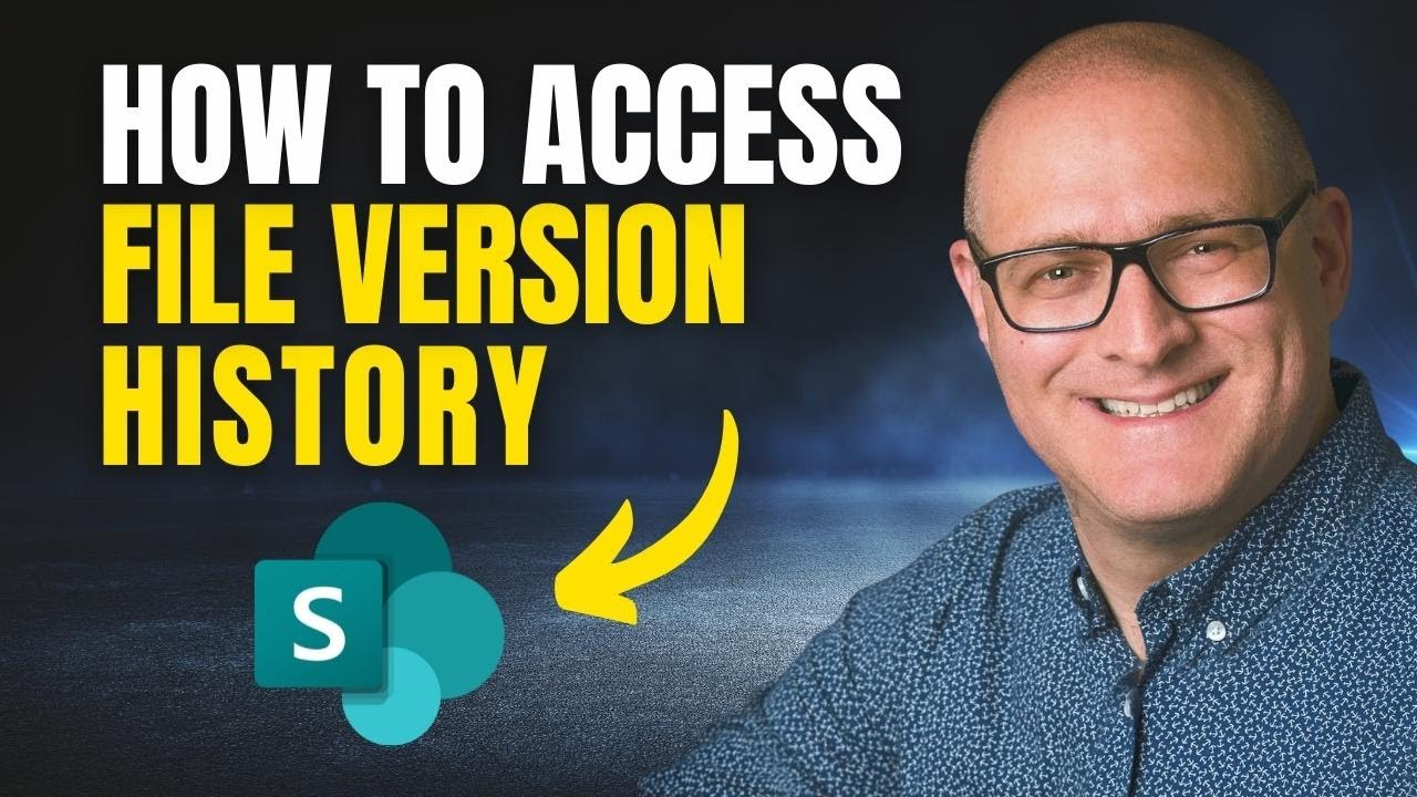 20 ways to access File Version History in SharePoint Online