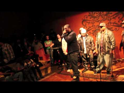 TheSwush.com: Hip-Hop Open Mic Nite presented by CoffeeMusicHub.com & Cool Beings JP [Dallas]