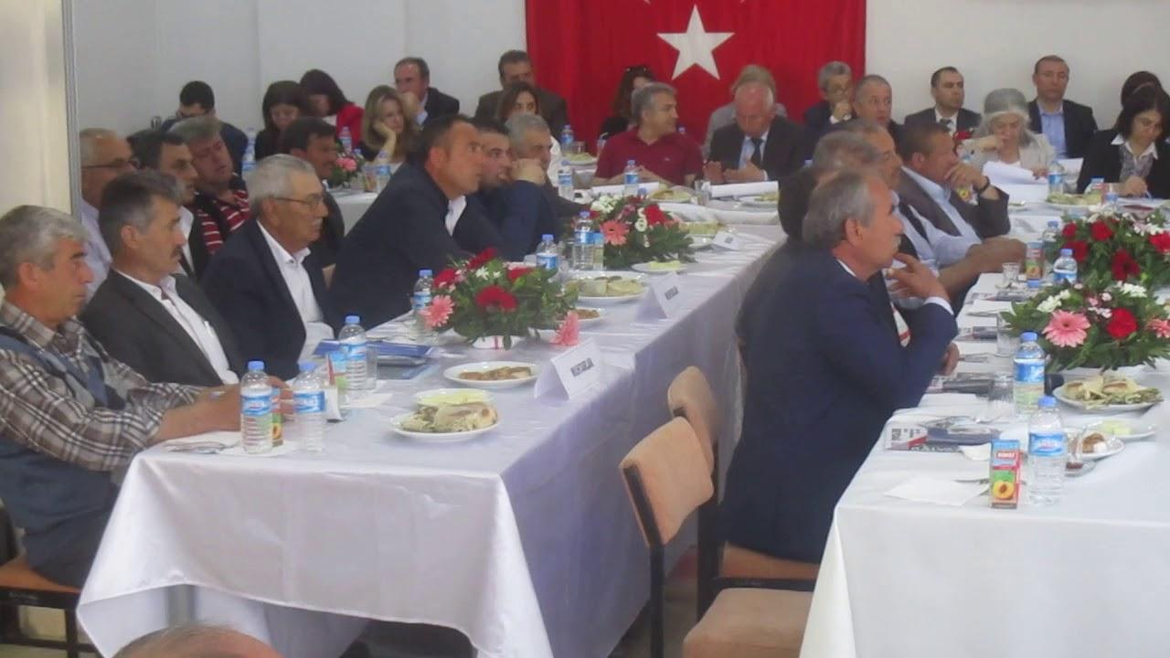Kocaoğlu Beydağ'da vatandaşla buluştu