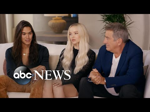 'Descendants 3' stars on losing Cameron Boyce, filming franchise's final installment I Nightline