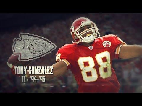 Cal Football: Tony Gonzalez 1994-96