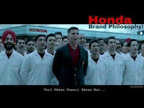 HONDA New Corporate Film — Official TVC _ Hindi _ Ad's world_full a HD akshay kumar latest