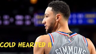 Ben Simmons Mix Meek Mill Cold Hearted II