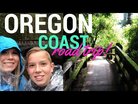 HOW TO DO THE WEST COAST IN 8 DAYS!! ROAD TRIP (PART 1)