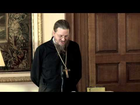 2015 FoMA Madingley Conference: Session 4: Archpriest John Behr