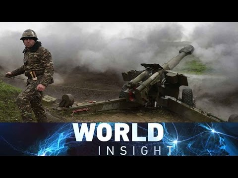 World Insight— Armenia-Azerbaijan clash; Qingming holiday 04/05/2016
