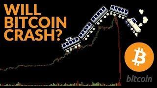 Bitcoin Crashing Live - Bear Trap - How To Short Crypto