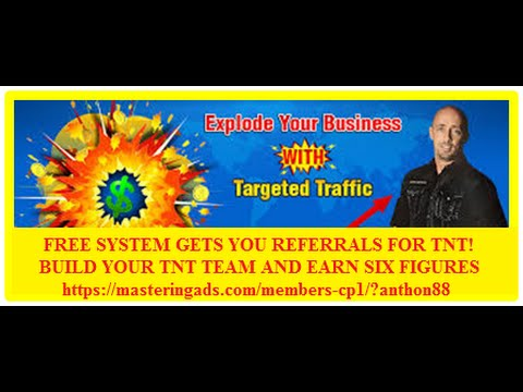 tnt revshare – traffic network takeover – how to buy ad packs