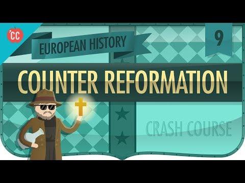 Catholic Counter-Reformation: Crash Course European History #9