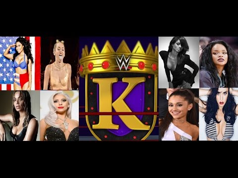 WWE 2k17 King of the Ring Diva Popstars Legend Difficulty