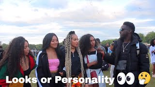 Looks or Personality  (LIVERPOOL AFRICA OYE)