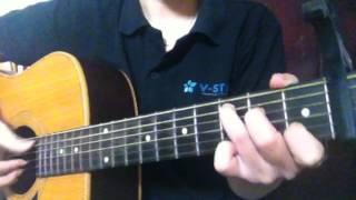 Vũ Cát Tường - Mơ (guitar cover)
