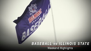 Baseball vs Illinois State Weekend Highlights
