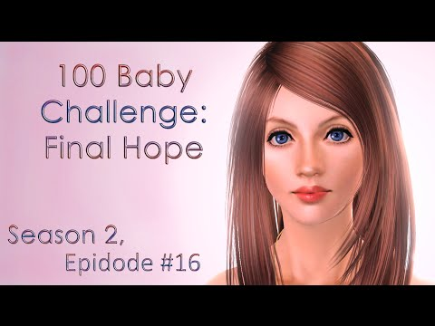 "The Sims 3 100 Baby Challenge: FH [Season 2, Part 16]-- ""Toby Has His Baby!"""
